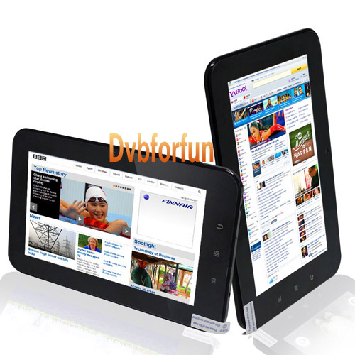 """M713 Black Android 4.0 MID 7"""" Capacitive Tablet PC with 512MB/8GB Wifi"""